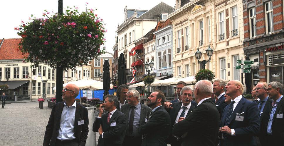 Bijeenkomst met Belgische staatssecretaris De Crem