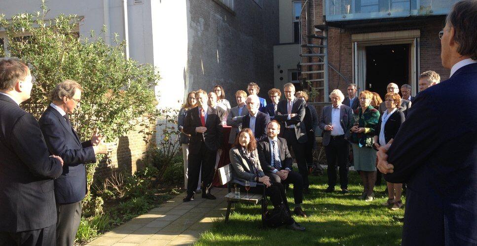 Bijeenkomst met Burgemeester Rombouts van Den Bosch