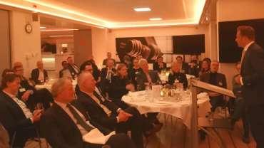 Bijeenkomst met Vicepremier Hugo de Jonge